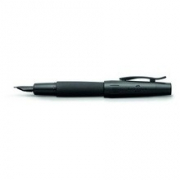 Pluma regalo punta fina Pure Black E-Motion