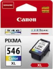 CART CANON 546XL COLOR PIXMA MG2550 MG2555