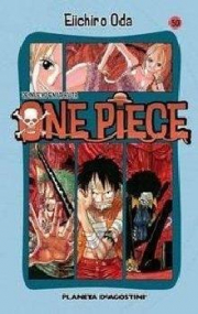 ONE PIECE Nº51