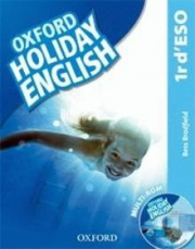 Holiday english 1º ESO  stud pack cat 2ed