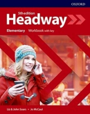 NEW HEADWAY 5TH EDITION ELEMENTARY. WORKBOOK WITHOUT KEY