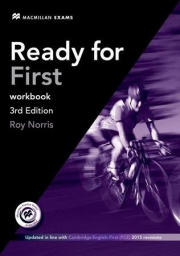 READY FOR FIRST WORKBOOK SIN RESPUESTAS  3rd Ed ED 2015