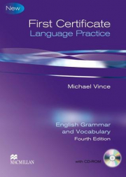 FIRST CERTIFICATE LANGUAGE PRACTICE PACK WITH KEY