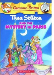 TEA STILTON MYSTERY IN PARIS