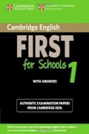 Cambridge English First for Schools 1 Student's Book with Answers
