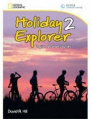 HOLIDAY EXPLORER 2 ALUM+CD AUDIO