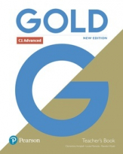 Gold C1 Advanced New Edition Teacher's Book with Portal access and Teacher's Res