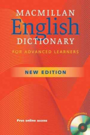 DICCIONARIO ADVANCED ENGLISH+CD (R) NE MACMILLAN