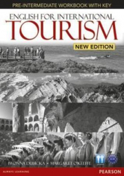 ENGLISH FOR INTERNATIONAL TOURISM PRE-INTERMEDIATE NEW EDITION WORKBOOK WITH KEY
