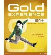 GOLD EXPERIENCE B1+ ST 15 WITH DVD-ROM PACK