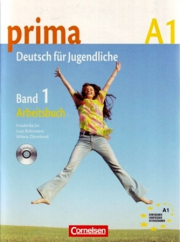PRIMA A1. BAND 1 ARBEITSBUCH