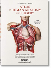 BOURGERY ATLAS OF ANATOMY