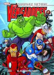 MARVEL ACTION: LOS VENGADORES 01