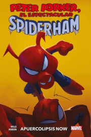 PETER PORKER, EL ESPECTACULAR SPIDERHAM: APUERCOLIPSIS NOW
