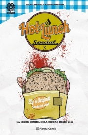Hot Lunch Special nº01