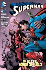 SUPERMAN 9 (MENSUAL 2012)