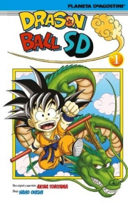 DRAGON BALL SD Nº 1