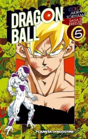 DRAGON BALL FREEZER Nº05