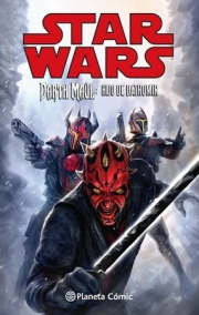 Star Wars Darth Maul hijo de Dathomir