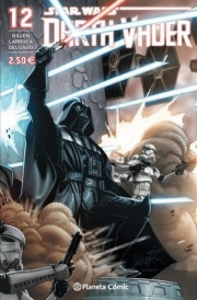 STAR WARS DARTH VADER Nº 12
