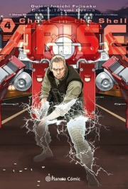 Ghost in the Shell Arise nº 04