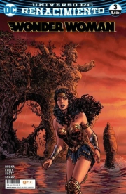 WONDER WOMAN 17 (MENSUAL)