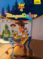 Toy Story 4. Megacolor