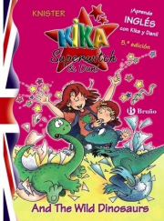 KIKA SUPERWITCH & DANI AND THE WILL DINOSAURS