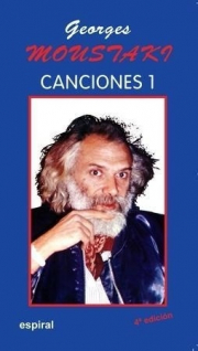 CANCIONES I DE GEORGES MOUSTAKI