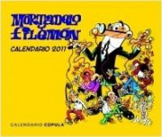 MORTADELO Y FILEMÓN. CALENDARIO 2011