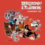 CALENDARIO MORTADELO Y FILEMÓN 2012