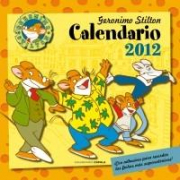 CALENDARIO GERONIMO STILTON 2012