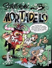 Super top comic Mortadelo 13