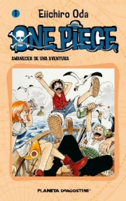 ONE PIECE Nº 1