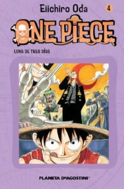 ONE PIECE Nº 4