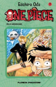 ONE PIECE Nº 7