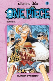 ONE PIECE Nº 8
