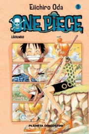 ONE PIECE Nº 9