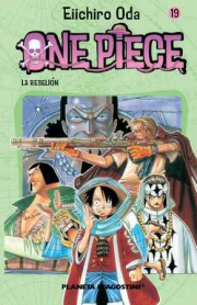 ONE PIECE Nº 19