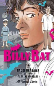 BILLY BAT Nº14