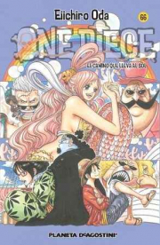 ONE PIECE Nº66