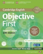Objective first certificate Self-study