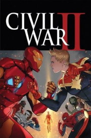 CIVIL WAR II N. 1 (PORT B)
