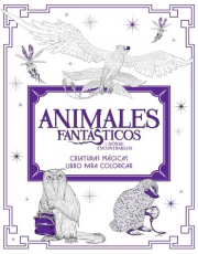 ANIMALES FANTASTICOS CRIATURAS MAG COLOR