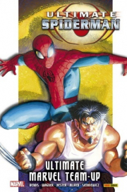 MARVEL INTEGRAL ULTIMATE SPIDERMAN. ULTIMATE MARVEL TEAM-UP