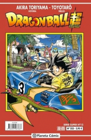 DRAGON BALL SERIE ROJA 223