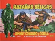 JOHNNY COMANDO Y GORILA 01