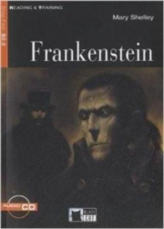 FRANKENSTEIN BOOK + AUDIO CD READDING AND TRAINING B 2,2 VICENS VIVES Tomo FRAN